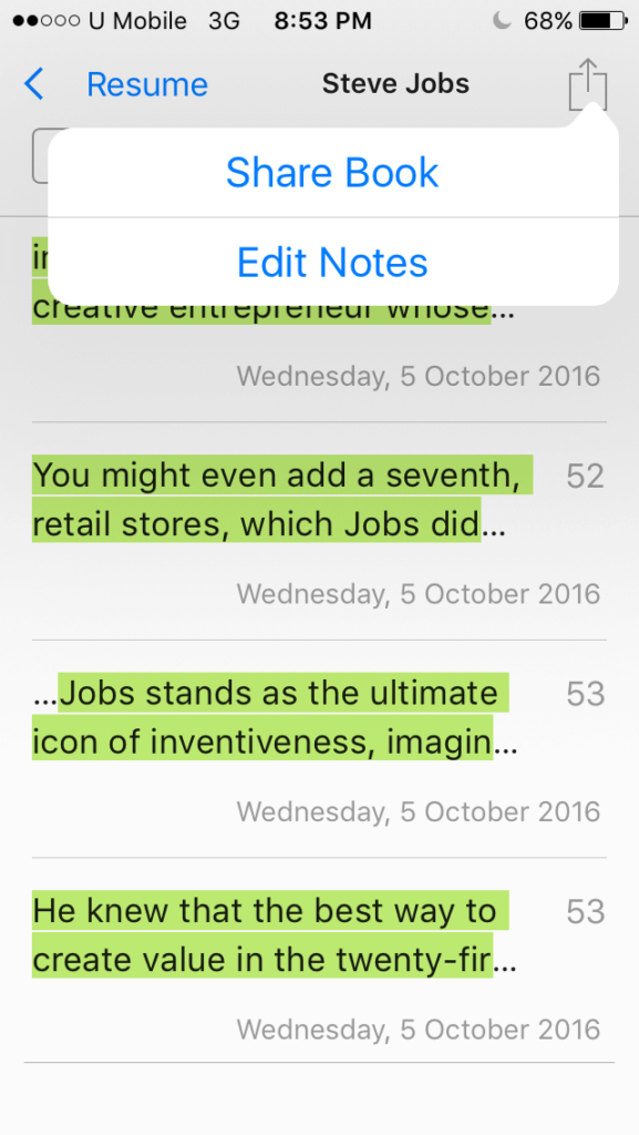 7 Ways to Save Notes and Highlights from iBooks (Fast
