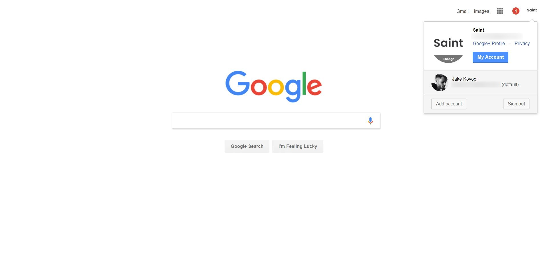 5 Steps to Open Two Google Accounts at the Same Time - Saint