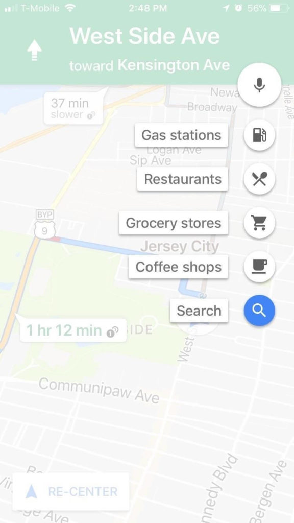 How to Add a Stop in Google Maps