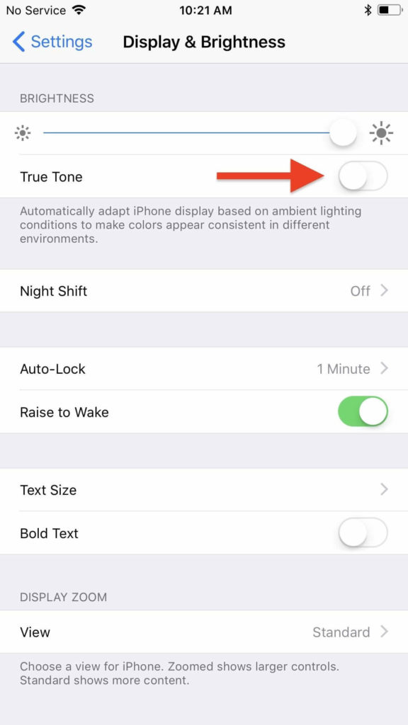 improve battery life on iPhone X