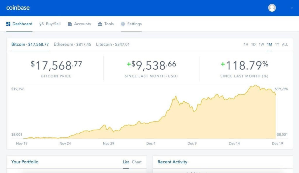 add paypal account to coinbase