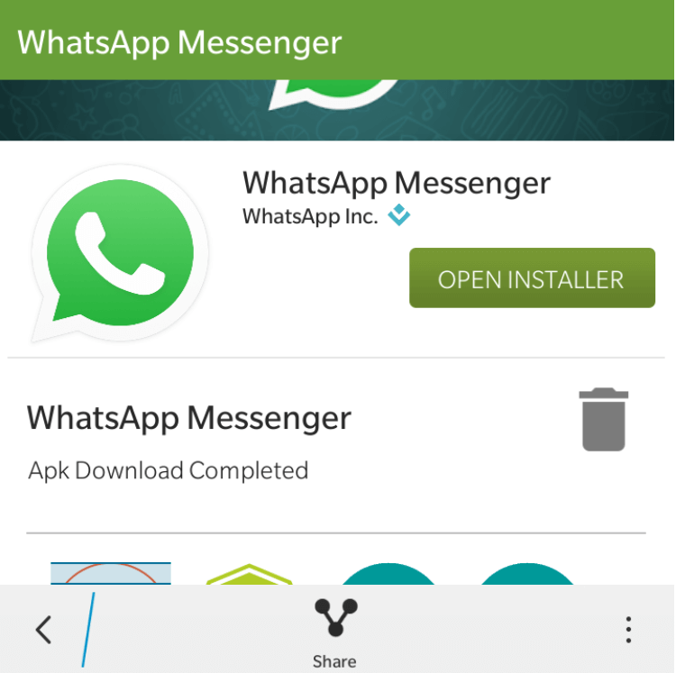 15 Simple Steps to Download WhatsApp on Blackberry 10 - Saint