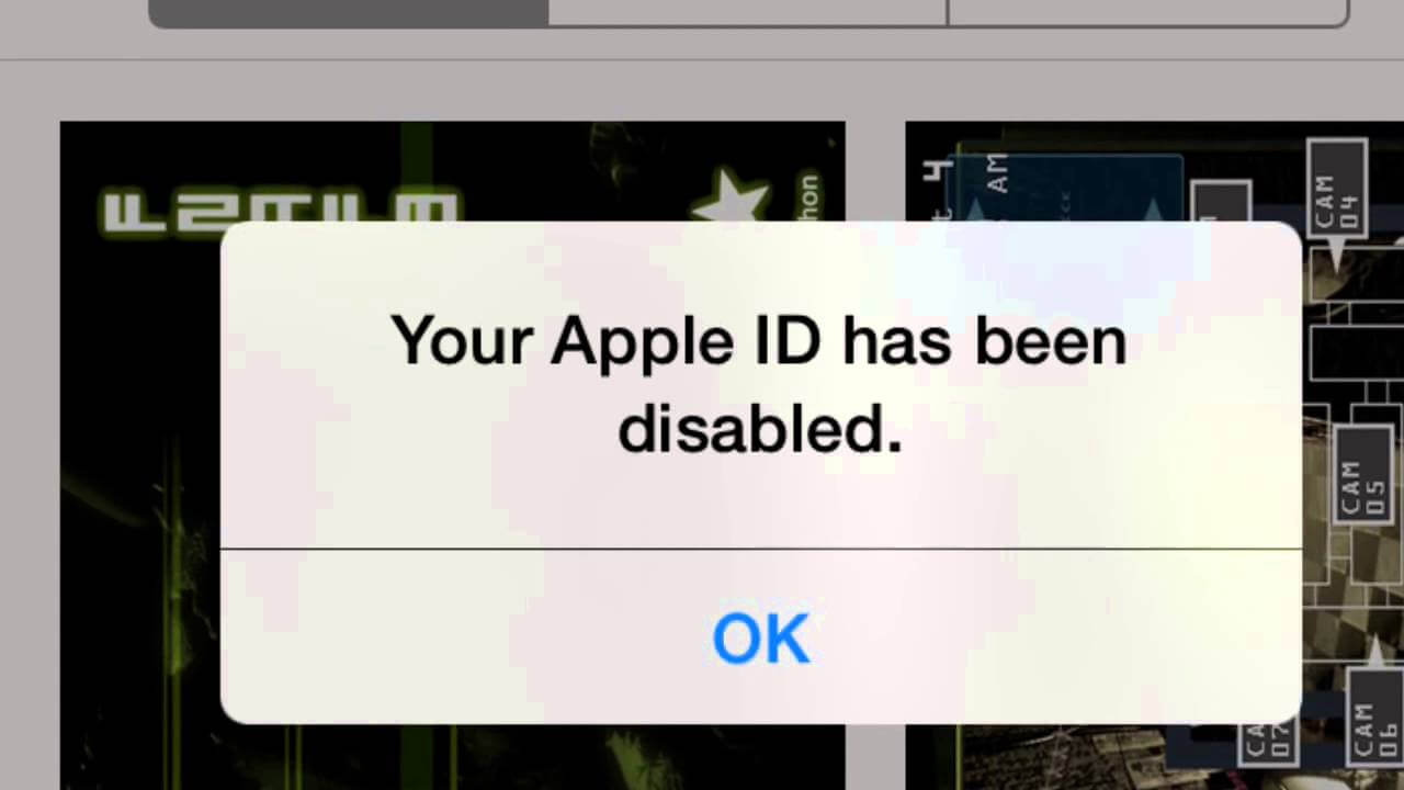 3 Ways to Fix When Apple ID is Disabled (2019 Update) - Saint
