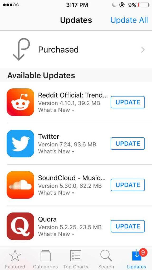 reduce reddit app storage size on iphone