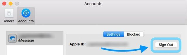 Error Occurred During Activation for iMessage or FaceTime on Mac