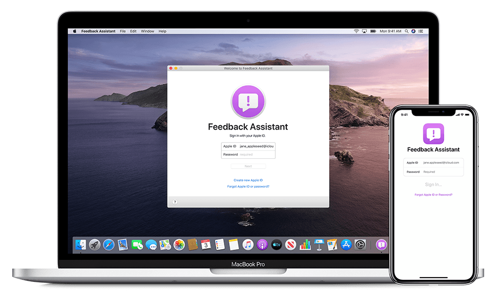 Feedback Assistant Apple