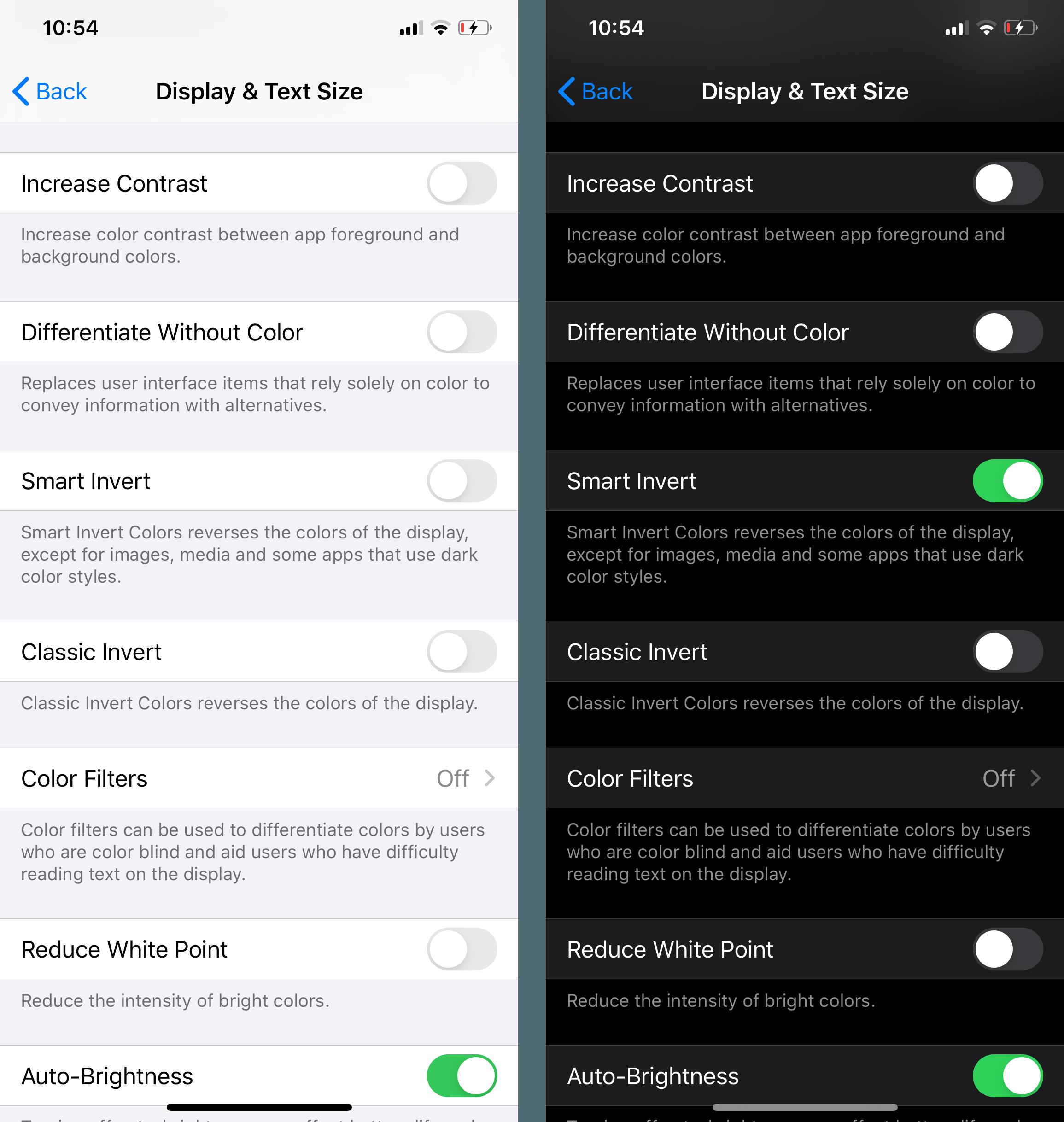 get whatsapp dark mode
