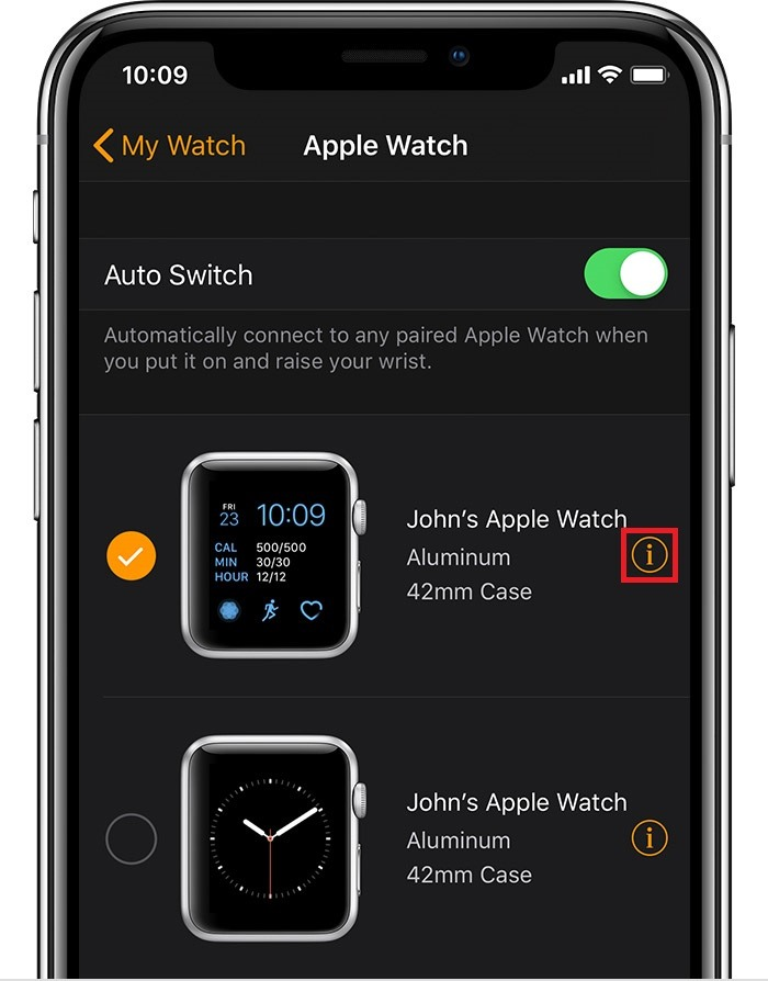 fix battery drain on watchos 7