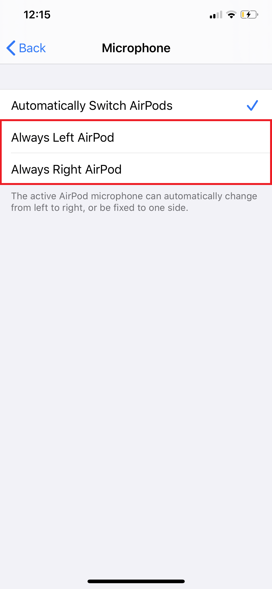 Fix AirPods Keep Disconnecting