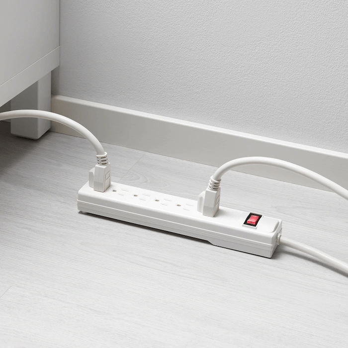 IKEA's KOPPLA 6 outlet power strip