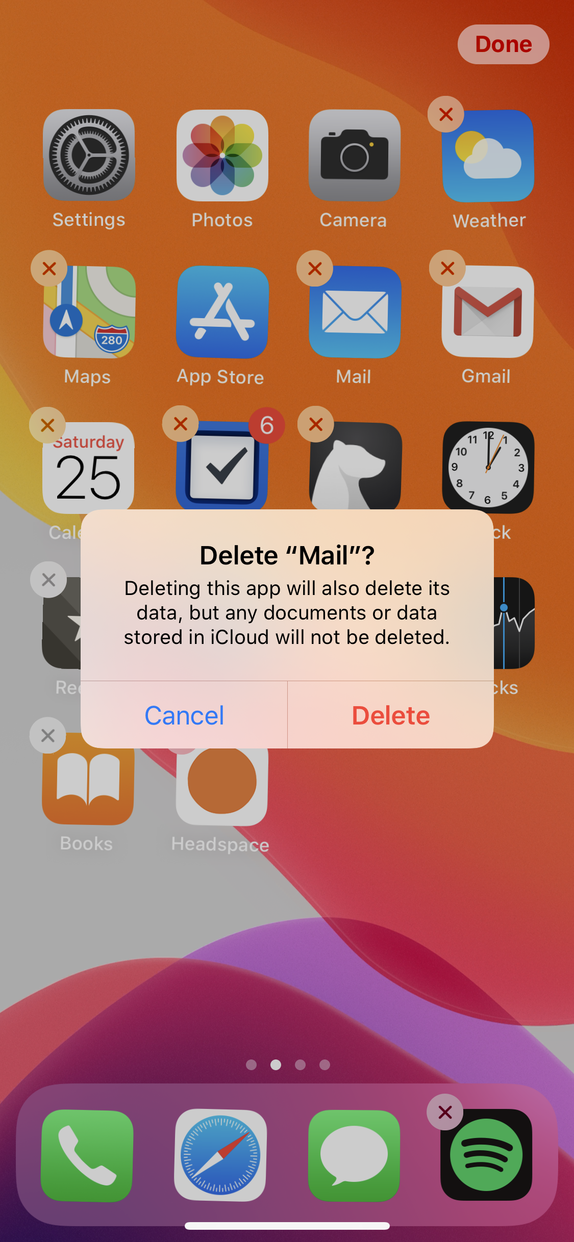 iOS 13.1 Cutting Off Text of Forwarded Emails