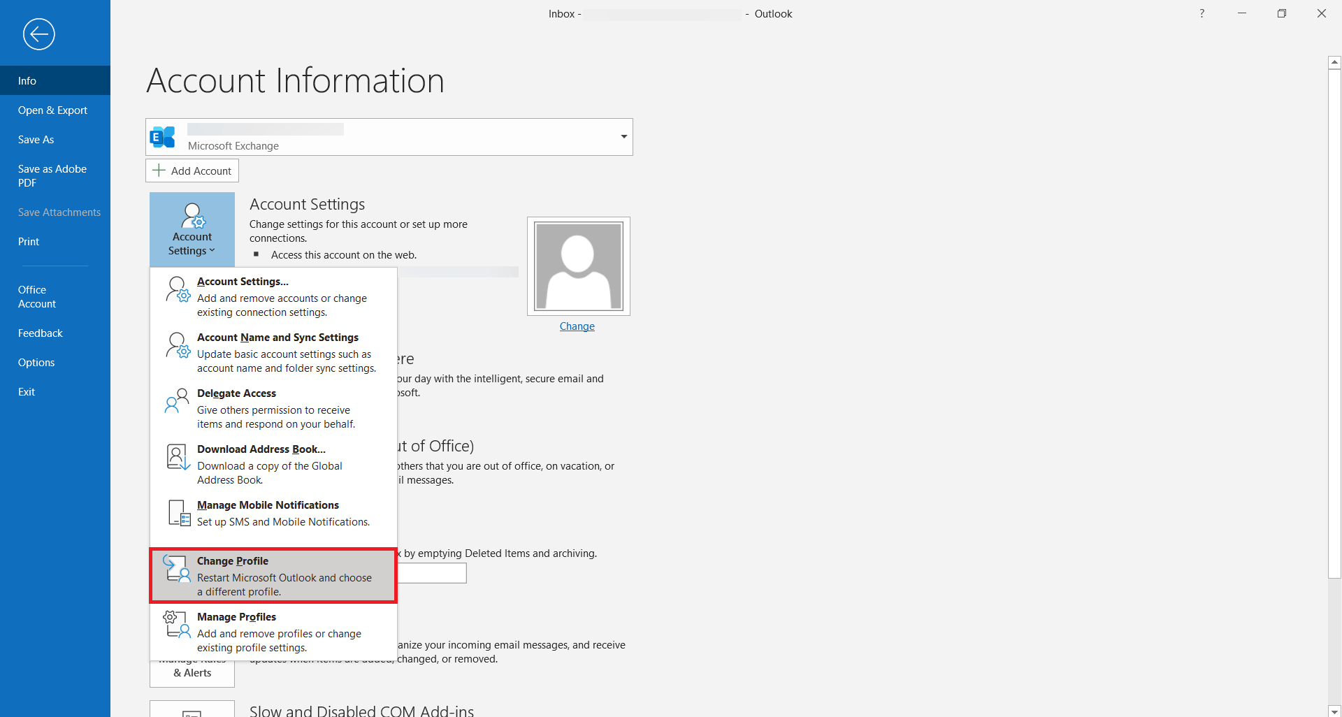 outlook keep asking for password