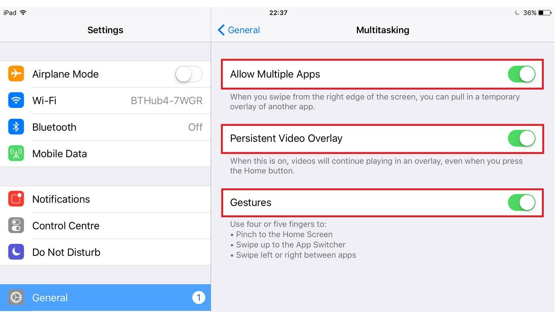 How to Fix iPad Split-Screen Not Working