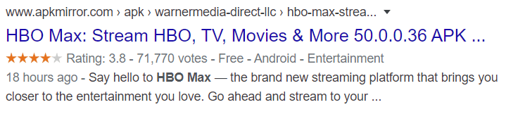 Install HBO Max on Amazon Fire Stick TV