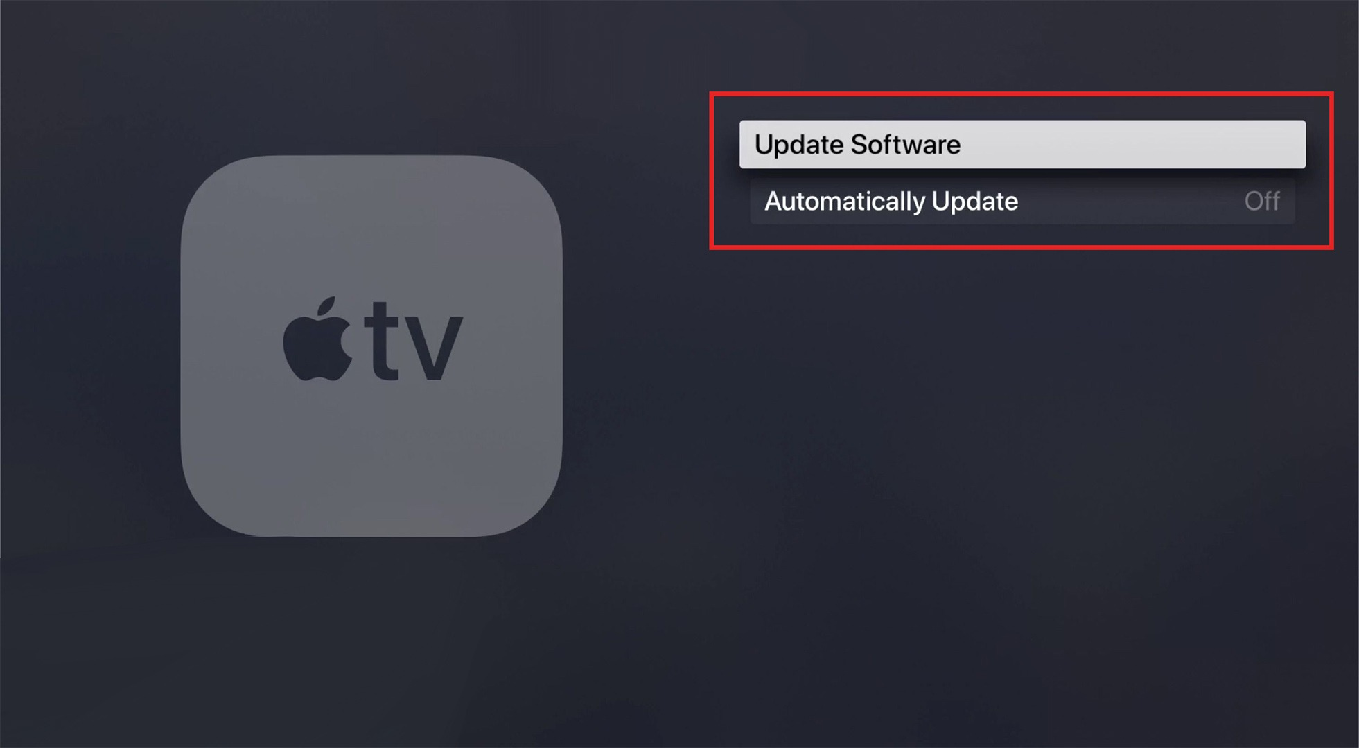 YouTube Not Working on Apple TV