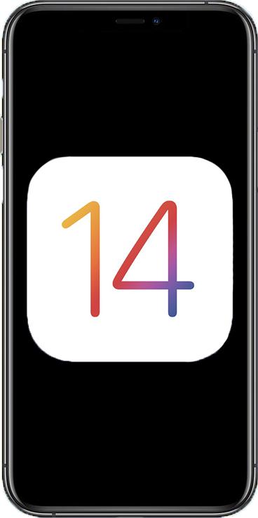 ios 14 screen