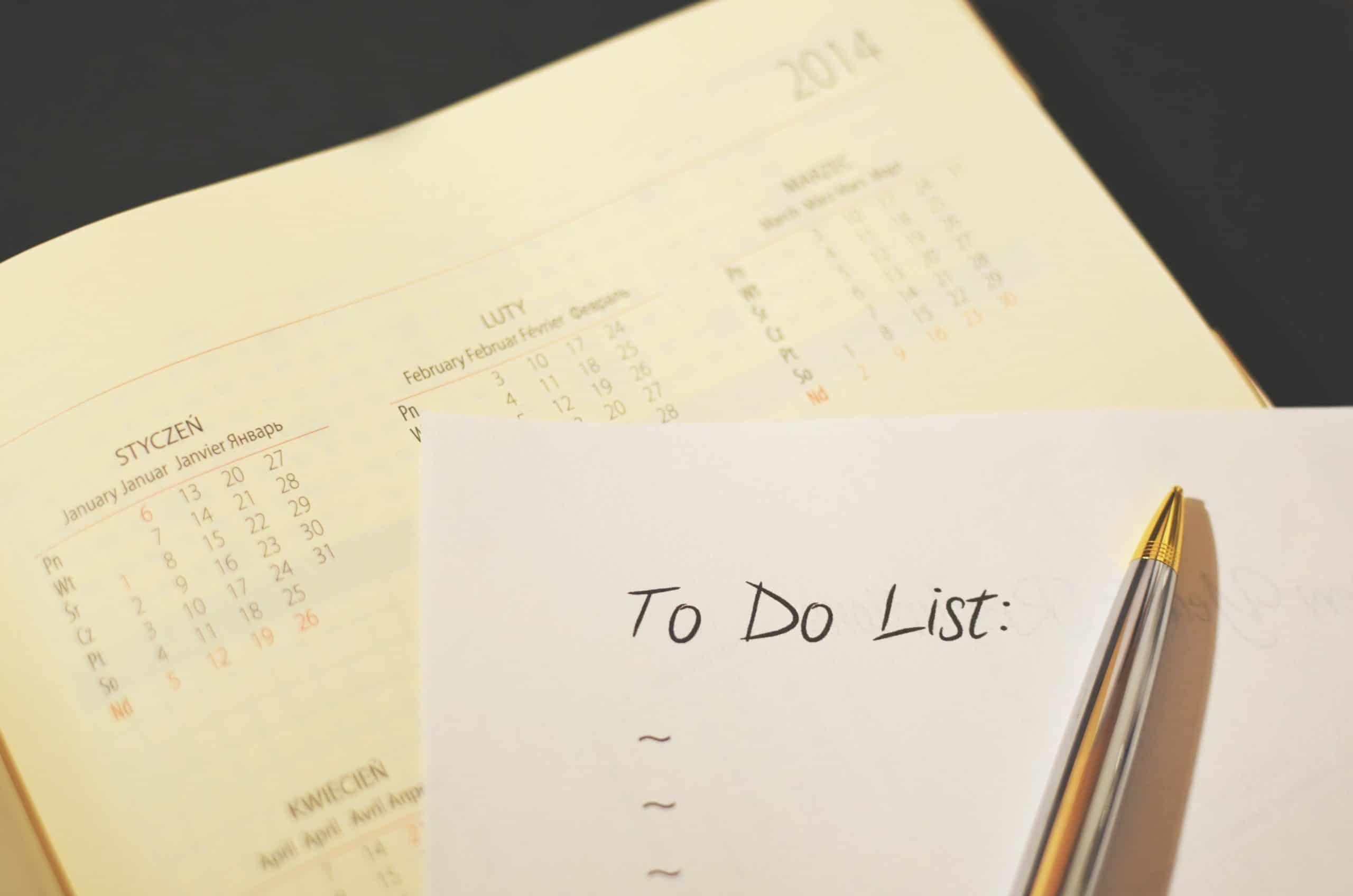 schedule your synchronization