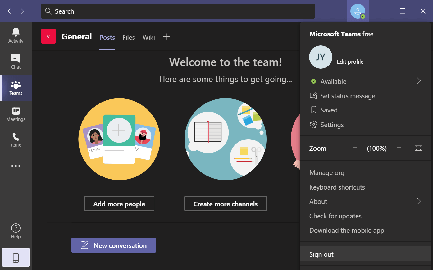 fix cant load images in microsoft teams chat