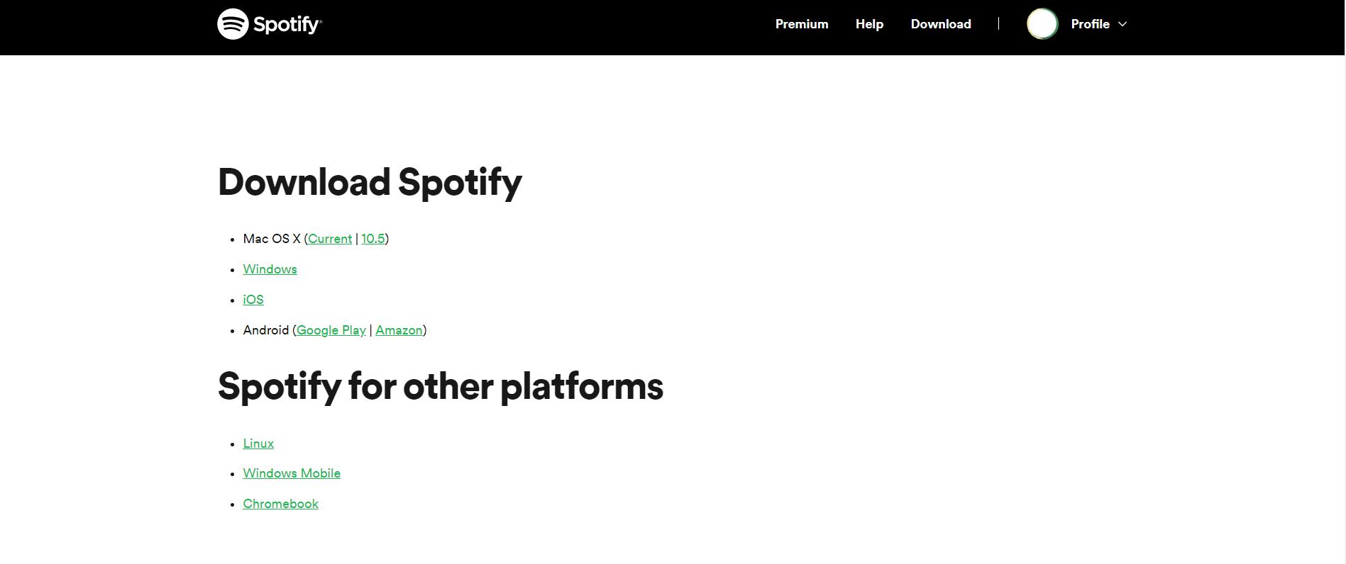 fix spotify login error 404