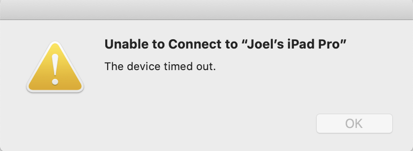 fix device timed out error in sidecar