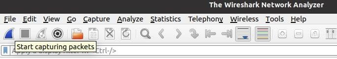Wireshark on Ubuntu Linux