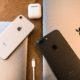 iPhones and MacBooks